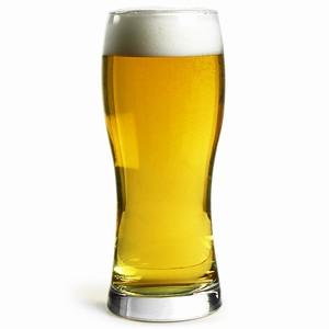 Prague Half Pint Beer Glasses 13.4oz LCE at 10oz