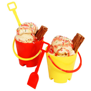 Ice Cream Bucket and Spade Set