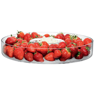 LSA Serve Circle Platter 35cm