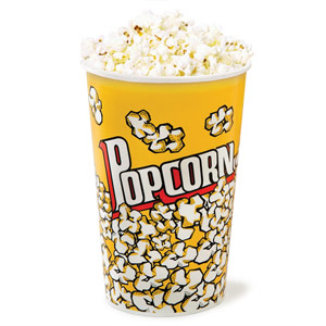 Popcorn Cups Medium 64oz