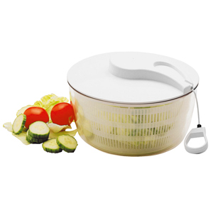 Kitchen Craft Pull Cord Salad Spinner 23.5cm