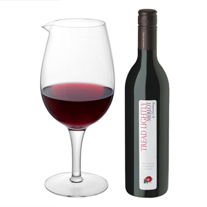 Jumbo Wine Glass Carafe (63oz / 1.8ltr)