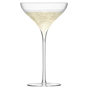 LSA Savoy Champagne Saucers 8.8oz / 250ml