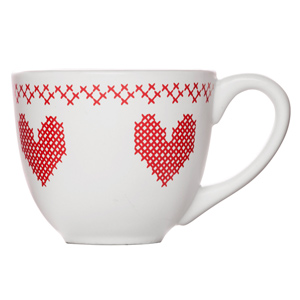 Christmas Mulled Wine Mugs 3.5oz / 100ml