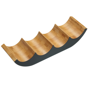 Java Collection Bamboo Wine Rack