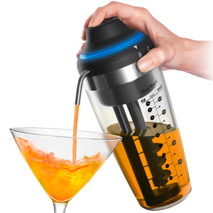 EZ-Cocktail Motorized Cocktail Mixer & Dispenser