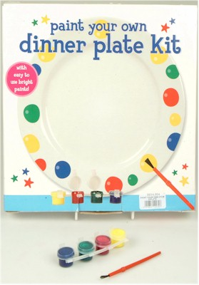 paint your own dinner plate drinkstuff