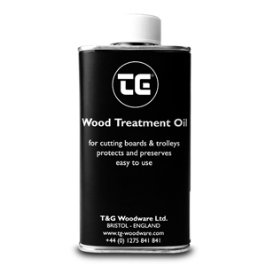 T&G Woodware Wood Treatment Oil 250ml