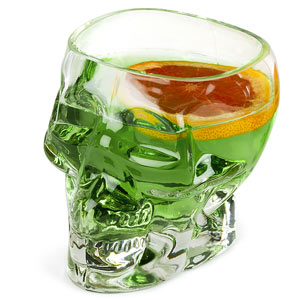 Tiki Skull Glass 24.75oz / 700ml