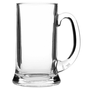Icon Half Pint Glass Tankards CE 10oz / 280ml