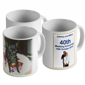 Custom Printed Durham Mugs