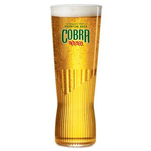 Cobra Pint Glasses CE 20oz / 568ml
