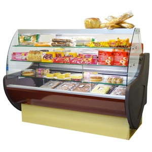 Blizzard Omega Patisserie Serve Over Counter OMEGA125