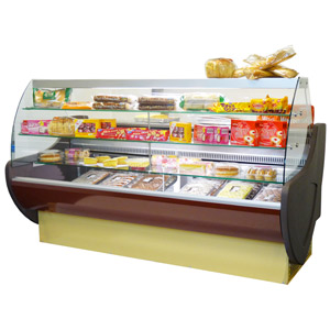 Blizzard Omega Patisserie Serve Over Counter OMEGA160
