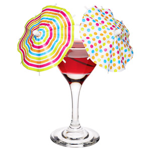 Mix It Cocktail Umbrellas