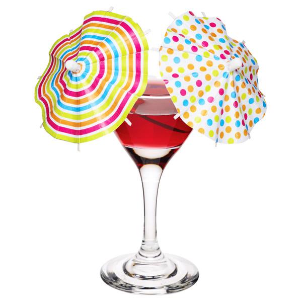 Mix It Cocktail Umbrellas Drinkstuff