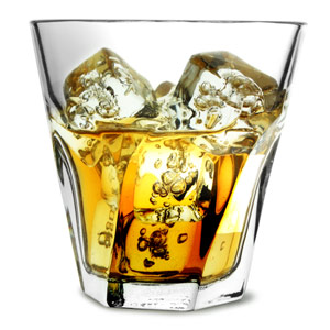 Gibraltar Twist Double Old Fashioned Glasses 12oz / 350ml