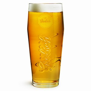 Grolsch Half Pint Glasses CE 10oz / 280ml