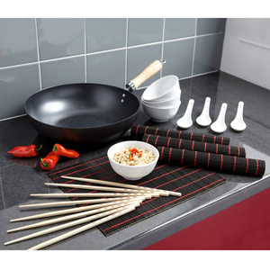 Come Dine With Me 17 Piece Chinese Dinner Party Set
