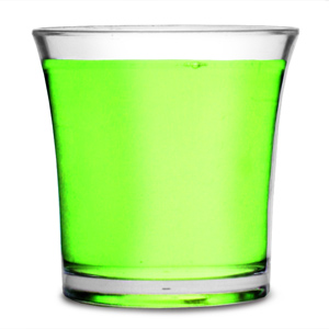 Reusable Plastic Shot Glasses 0.9oz / 25ml