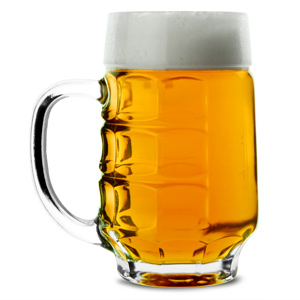 Innsbruck Beer Tankard 17.5oz / 500ml
