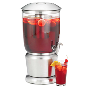 Single Beverage Dispenser 332oz / 9.46ltr