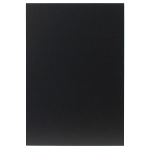 Securit Table Chalk Board Inserts A6 10 x 15cm