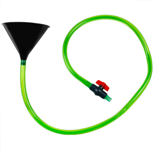 Double Length Beer Bong Funnel