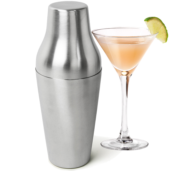 French Cocktail Shaker | Parisian Cocktail Shaker Boston ...