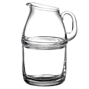 Stacking Ice Bucket & Jug Set