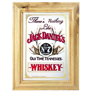 Jack Daniel's Old No.7 Bar Mirror