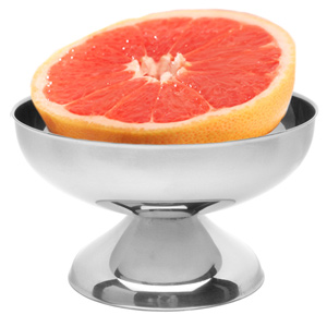 Stainless Steel Grapefruit Cup 4inch
