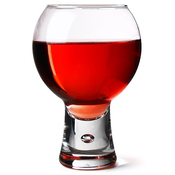 Alternato wine glasses 410ml drinkstuff - Thick stemmed wine glasses ...