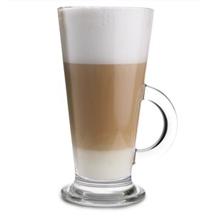 Latte Glasses 10oz / 290ml