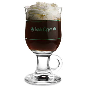 Mazagran Irish Coffee Glasses 8.5oz / 240ml