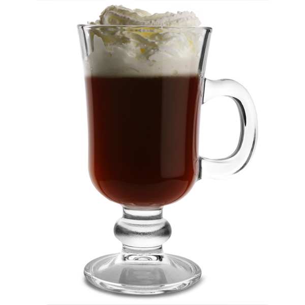 Entertain Irish Coffee Glasses 7 9oz 225ml