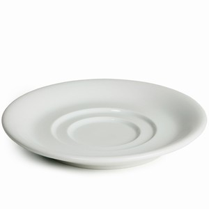 Royal Genware Double Well Saucers 15cm
