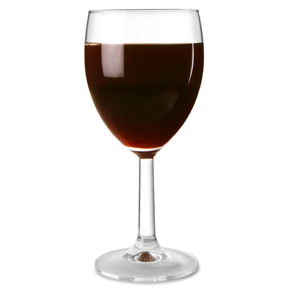 Large Glass Of Wine In Ml