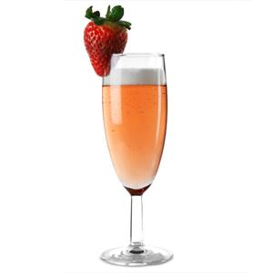 Savoie Champagne Flutes 6oz LCE at 125ml