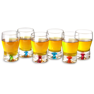 Mix It Shot Glasses 2.6oz / 75ml