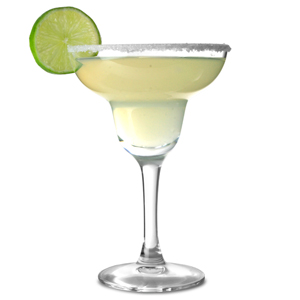 Elegance Margarita Glasses 9oz / 270ml