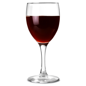 Elegance Wine Glasses 11oz LCE at 175ml