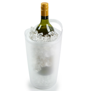 Double Walled Wine Cooler Clear