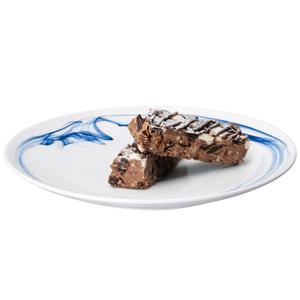 LSA Cirro Starter/Dessert Plates Cobalt 20cm