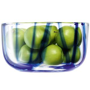 LSA Cirro Bowl Cobalt 24cm