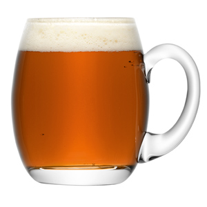 LSA Bar Beer Tankard 17.6oz / 500ml