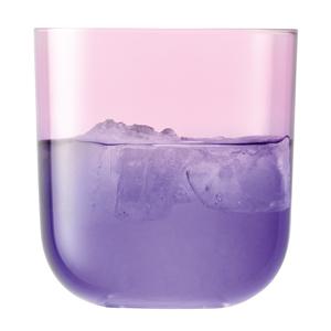 LSA Mezzo Tumblers Rose/Violet 14.75oz / 420ml