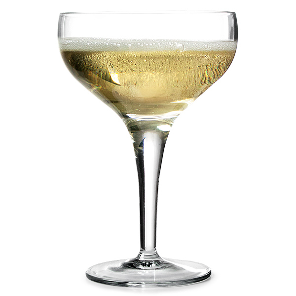 Michelangelo champagne saucers 210ml buy luigi for Buy champagne glasses online