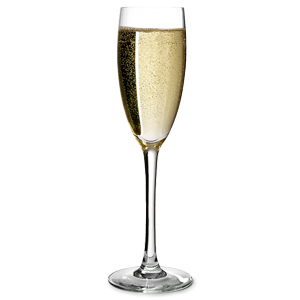 Cabernet Champagne Flutes 5.6oz LCE at 125ml