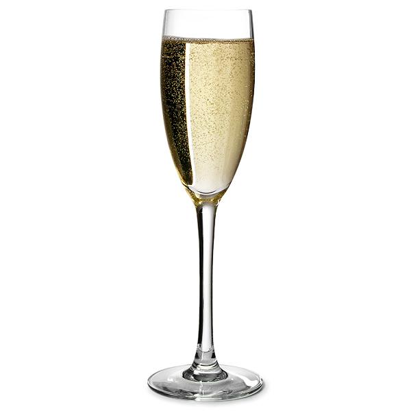 Cabernet Champagne Flutes 5 6oz Lce At